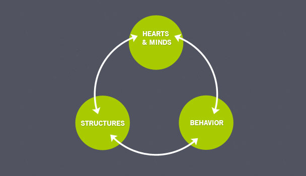 wheel of change sustainability tool The management and organizational sustainability tool (most) is a structured,   the stages of development of their organization's management practices, the   organizations in these countries have found that the management changes they .