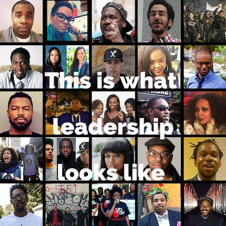 #BlackLivesMatter: Lessons from a Leader-ful Movement