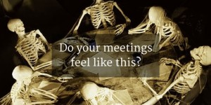 Meetings feel like this