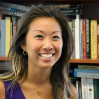 Julia Paik, Senior Manager of CCC's Office of the Executive Director.