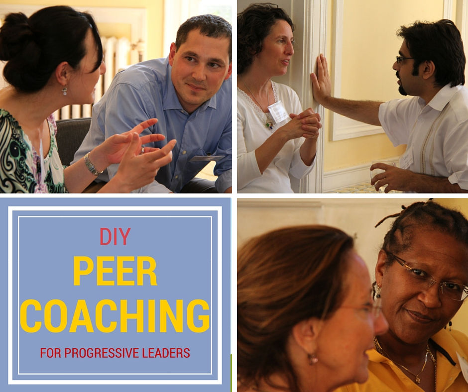 Peer Coaching blog image