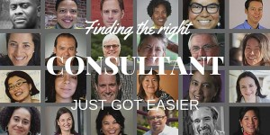 Finding the right consultant